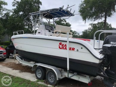 2005 Sea Chaser Cat 230 Ocean Series