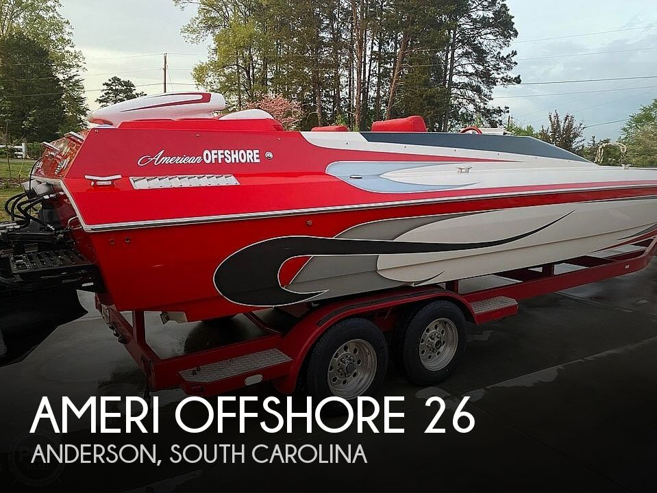 Used American offshore Boats For Sale by owner | 1994 American Offshore 26