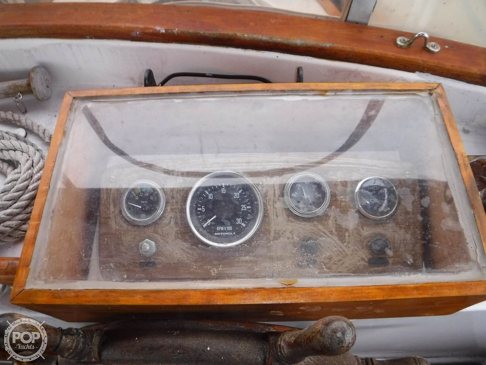 1979 CHB boat for sale, model of the boat is 38 Double Cabin & Image # 7 of 40