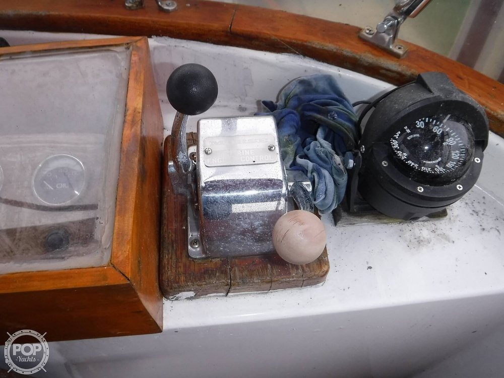 1979 CHB boat for sale, model of the boat is 38 Double Cabin & Image # 8 of 40