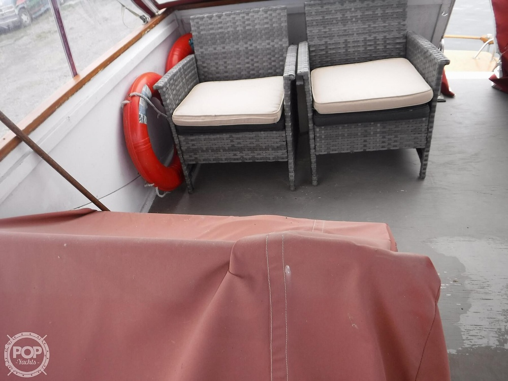 1979 CHB boat for sale, model of the boat is 38 Double Cabin & Image # 12 of 40