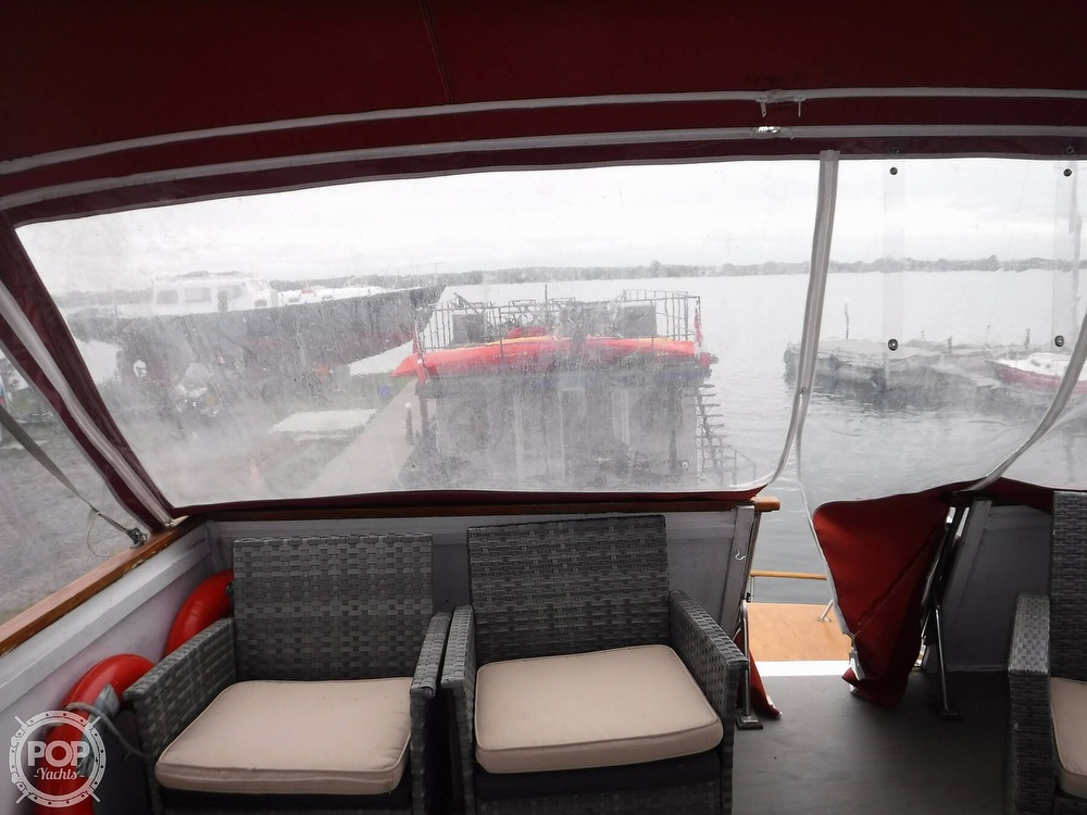 1979 CHB boat for sale, model of the boat is 38 Double Cabin & Image # 13 of 40