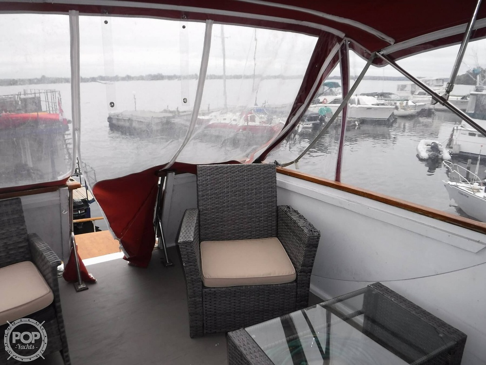 1979 CHB boat for sale, model of the boat is 38 Double Cabin & Image # 14 of 40