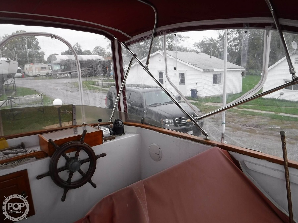 1979 CHB boat for sale, model of the boat is 38 Double Cabin & Image # 17 of 40