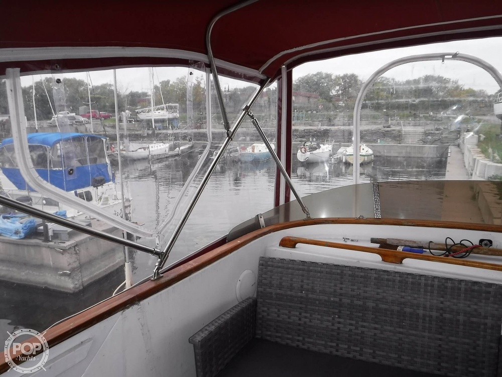 1979 CHB boat for sale, model of the boat is 38 Double Cabin & Image # 18 of 40
