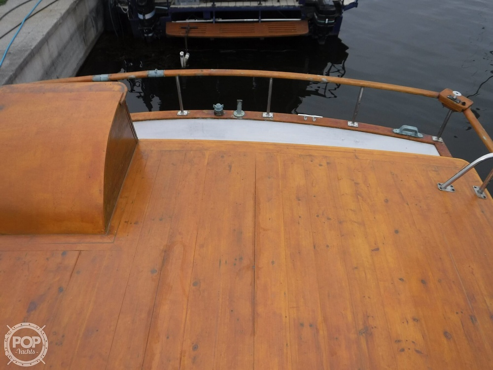 1979 CHB boat for sale, model of the boat is 38 Double Cabin & Image # 20 of 40