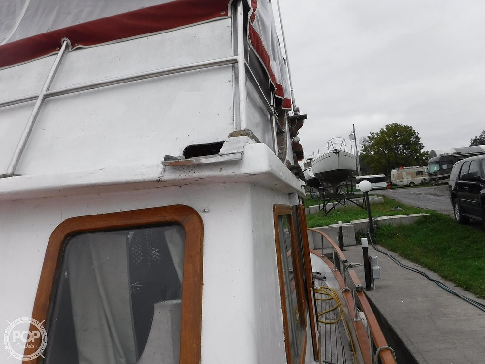 1979 CHB boat for sale, model of the boat is 38 Double Cabin & Image # 21 of 40