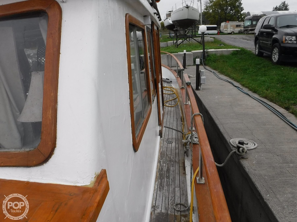 1979 CHB boat for sale, model of the boat is 38 Double Cabin & Image # 23 of 40
