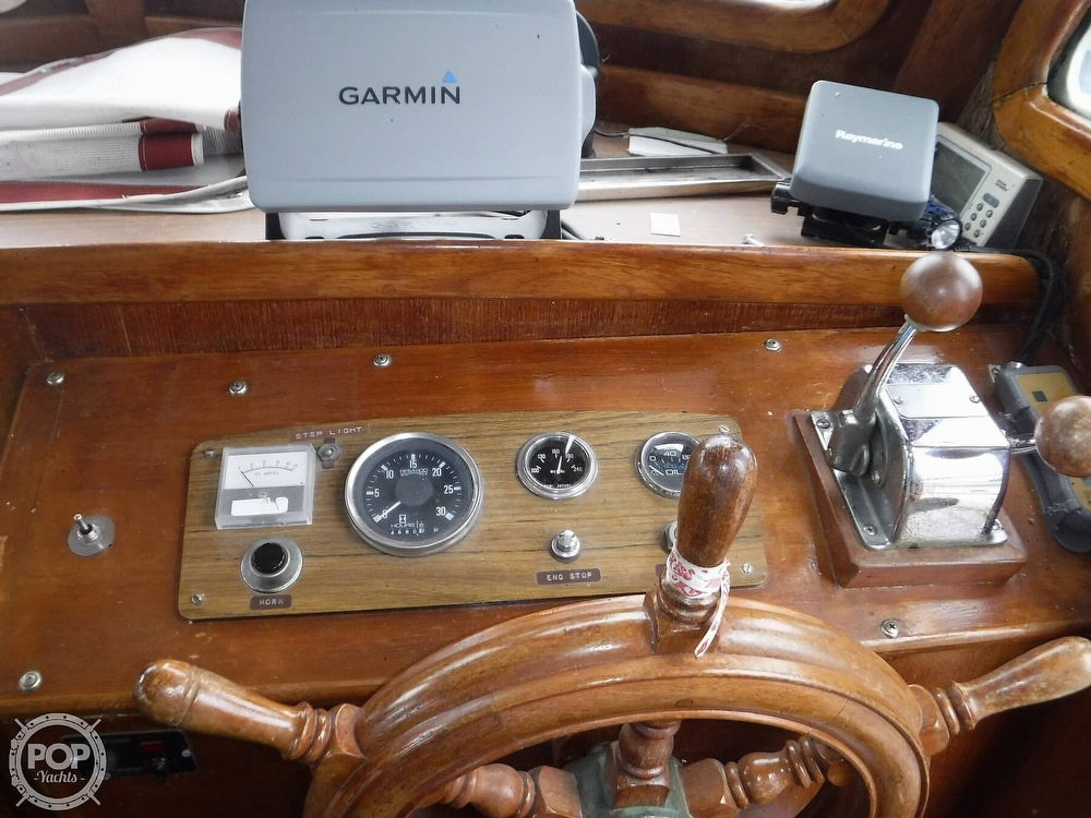1979 CHB boat for sale, model of the boat is 38 Double Cabin & Image # 26 of 40