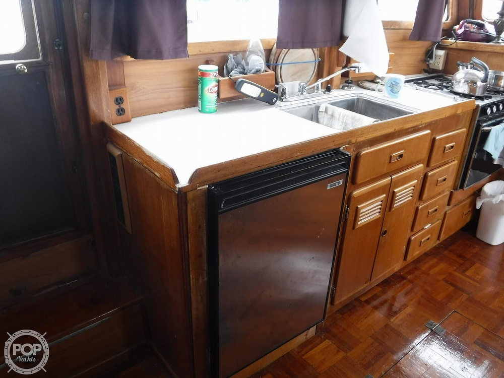 1979 CHB boat for sale, model of the boat is 38 Double Cabin & Image # 4 of 40