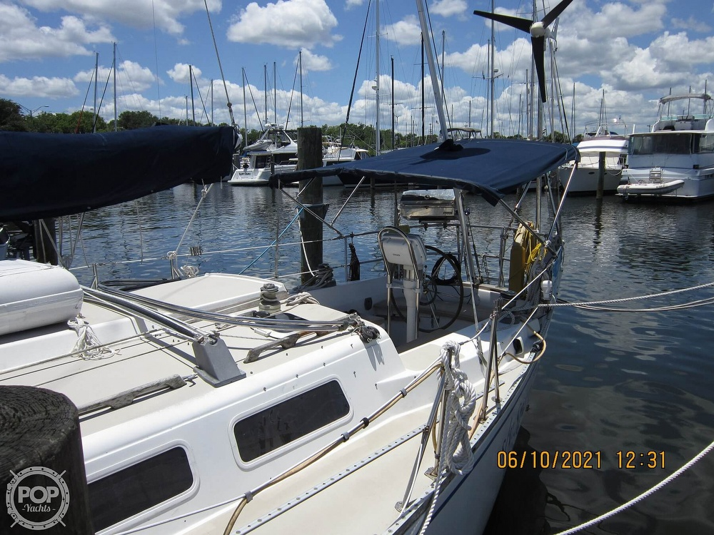 1980 CAL boat for sale, model of the boat is 39 & Image # 2 of 40