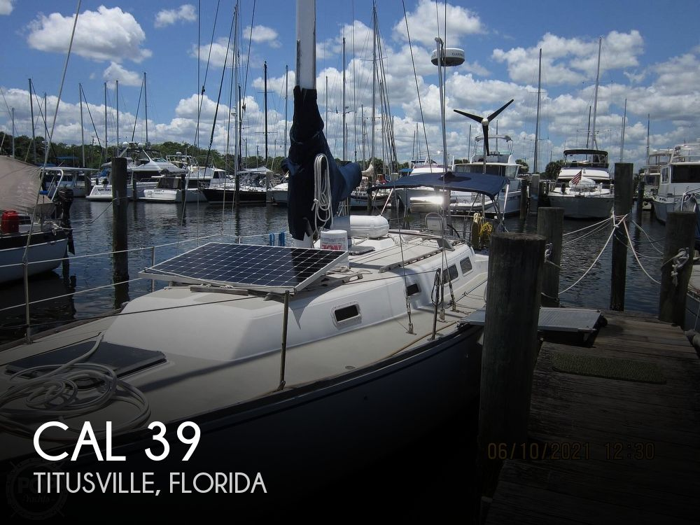 1980 CAL boat for sale, model of the boat is 39 & Image # 1 of 40