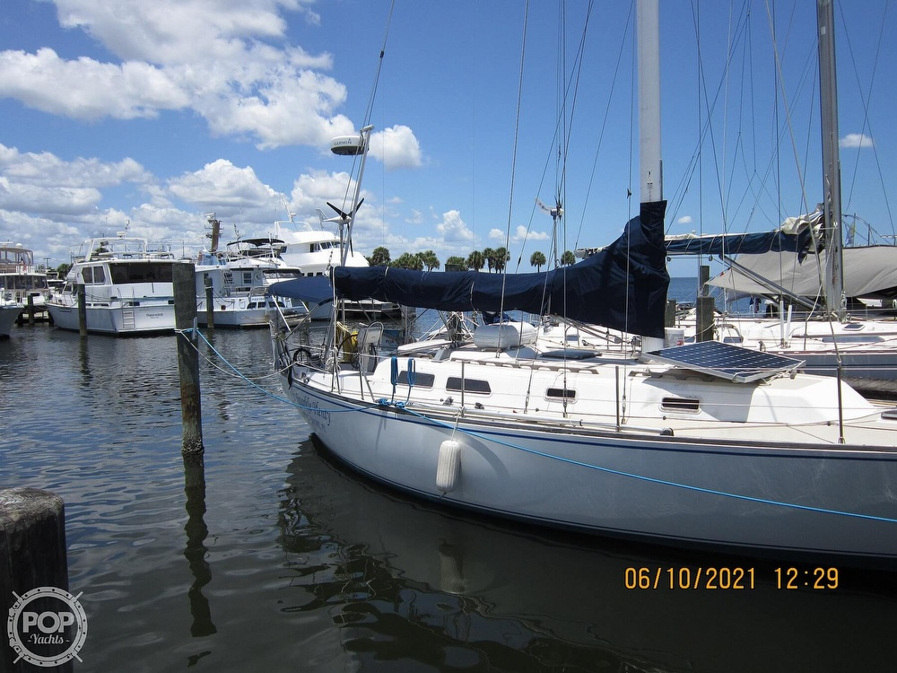 1980 CAL boat for sale, model of the boat is 39 & Image # 3 of 40