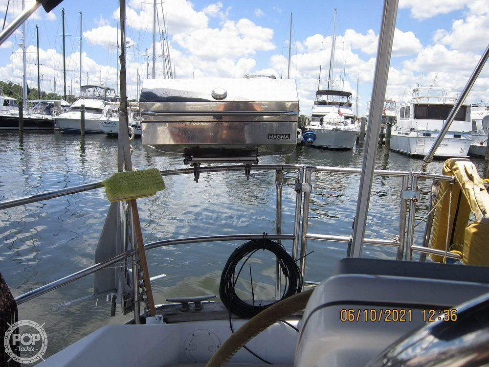 1980 CAL boat for sale, model of the boat is 39 & Image # 4 of 40