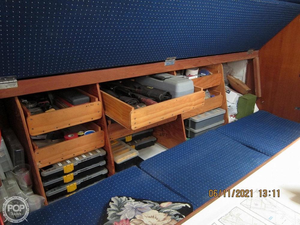 1980 CAL boat for sale, model of the boat is 39 & Image # 6 of 40