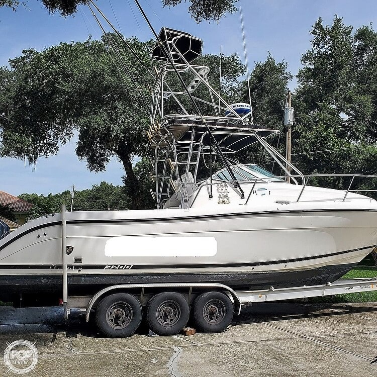 2000 Century boat for sale, model of the boat is 3200 & Image # 3 of 40