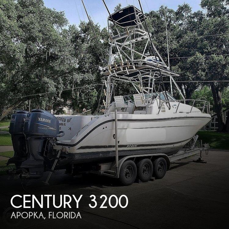 2000 CENTURY 3200 for sale