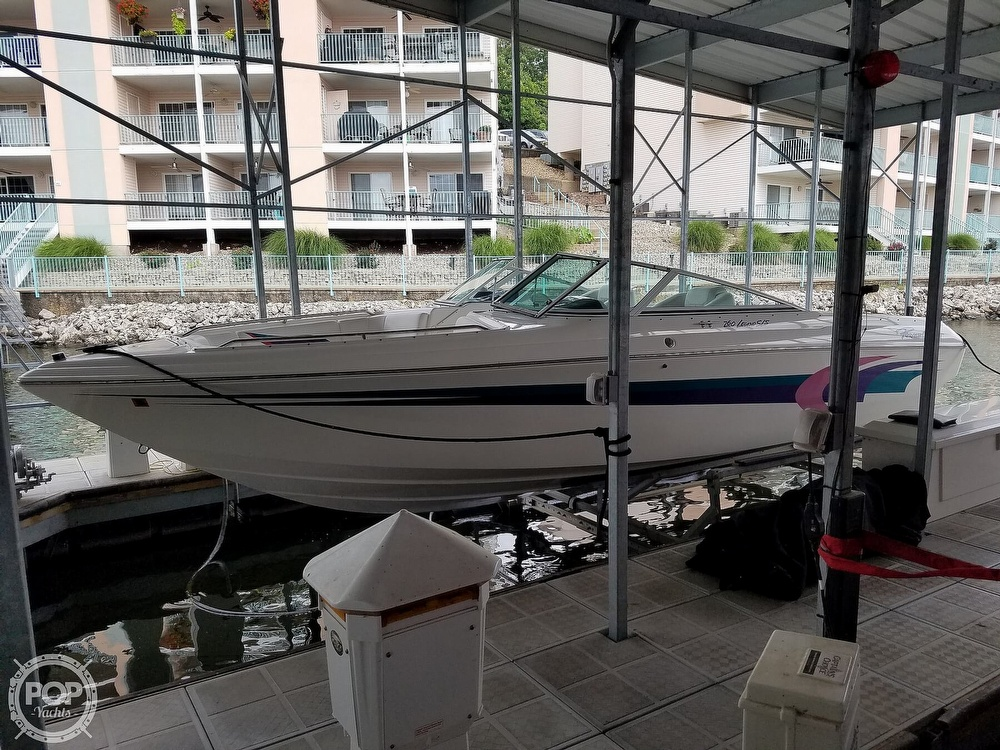1998 Powerquest boat for sale, model of the boat is 260 Legend SLS & Image # 5 of 40