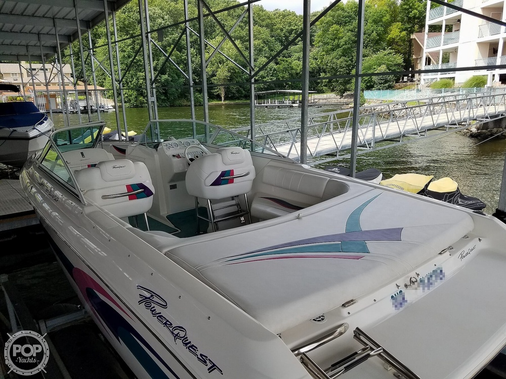 1998 Powerquest boat for sale, model of the boat is 260 Legend SLS & Image # 7 of 40
