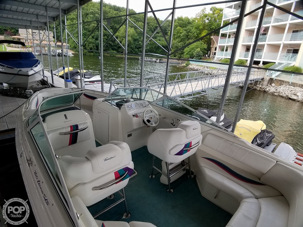 1998 Powerquest boat for sale, model of the boat is 260 Legend SLS & Image # 9 of 40