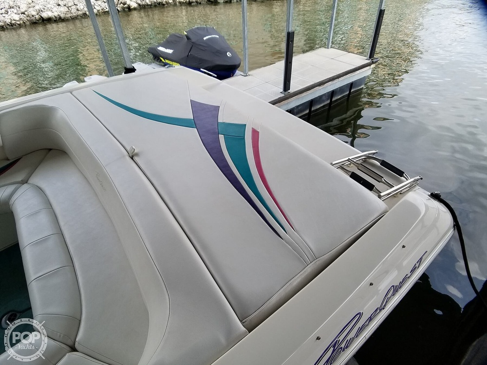1998 Powerquest boat for sale, model of the boat is 260 Legend SLS & Image # 10 of 40