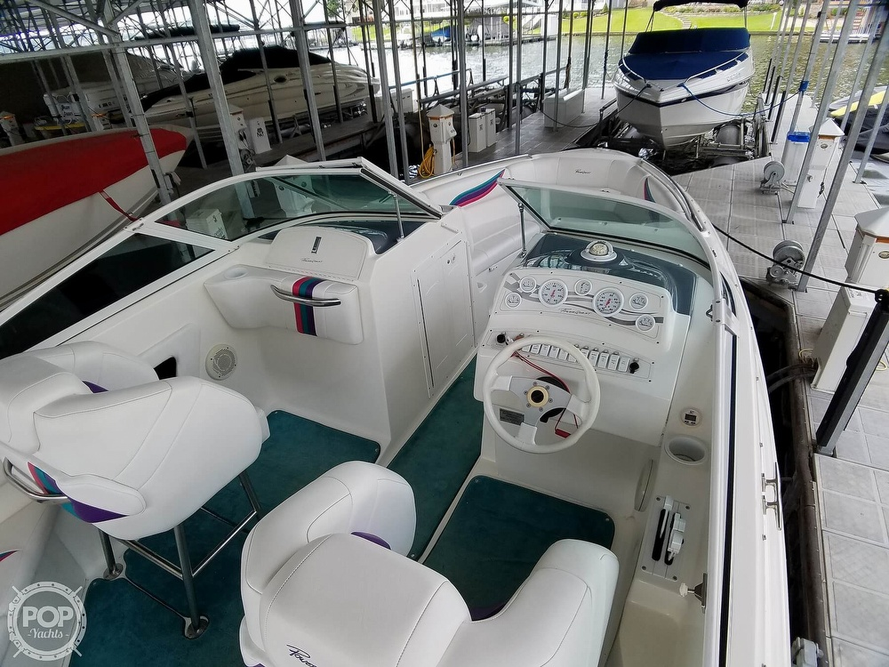 1998 Powerquest boat for sale, model of the boat is 260 Legend SLS & Image # 12 of 40