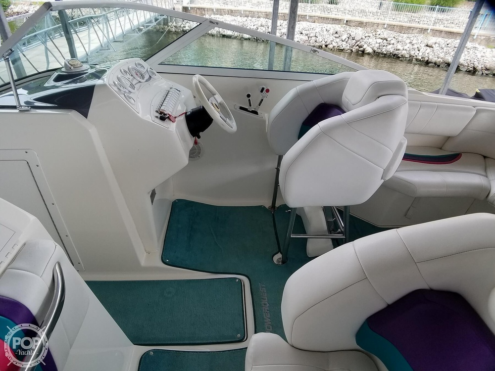 1998 Powerquest boat for sale, model of the boat is 260 Legend SLS & Image # 18 of 40