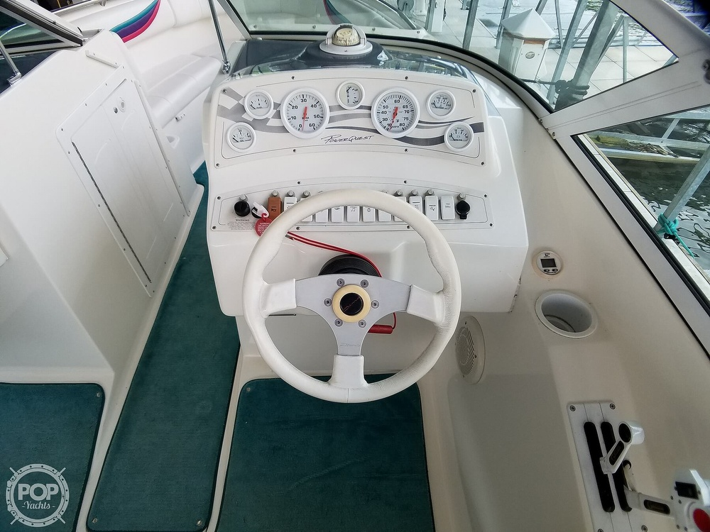 1998 Powerquest boat for sale, model of the boat is 260 Legend SLS & Image # 24 of 40