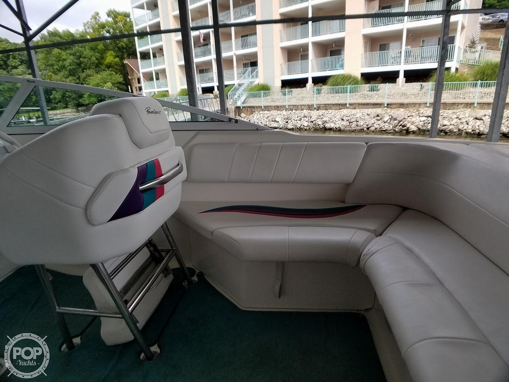 1998 Powerquest boat for sale, model of the boat is 260 Legend SLS & Image # 35 of 40
