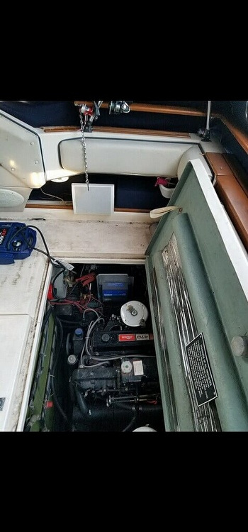 1983 Sea Ray boat for sale, model of the boat is 270 Sundancer & Image # 7 of 9