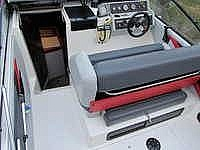 1987 Mirage boat for sale, model of the boat is 220 Antigua Sunbridge & Image # 6 of 8
