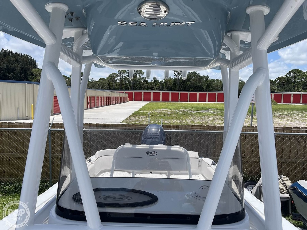 2021 Sea Hunt boat for sale, model of the boat is Ultra 234 & Image # 29 of 40
