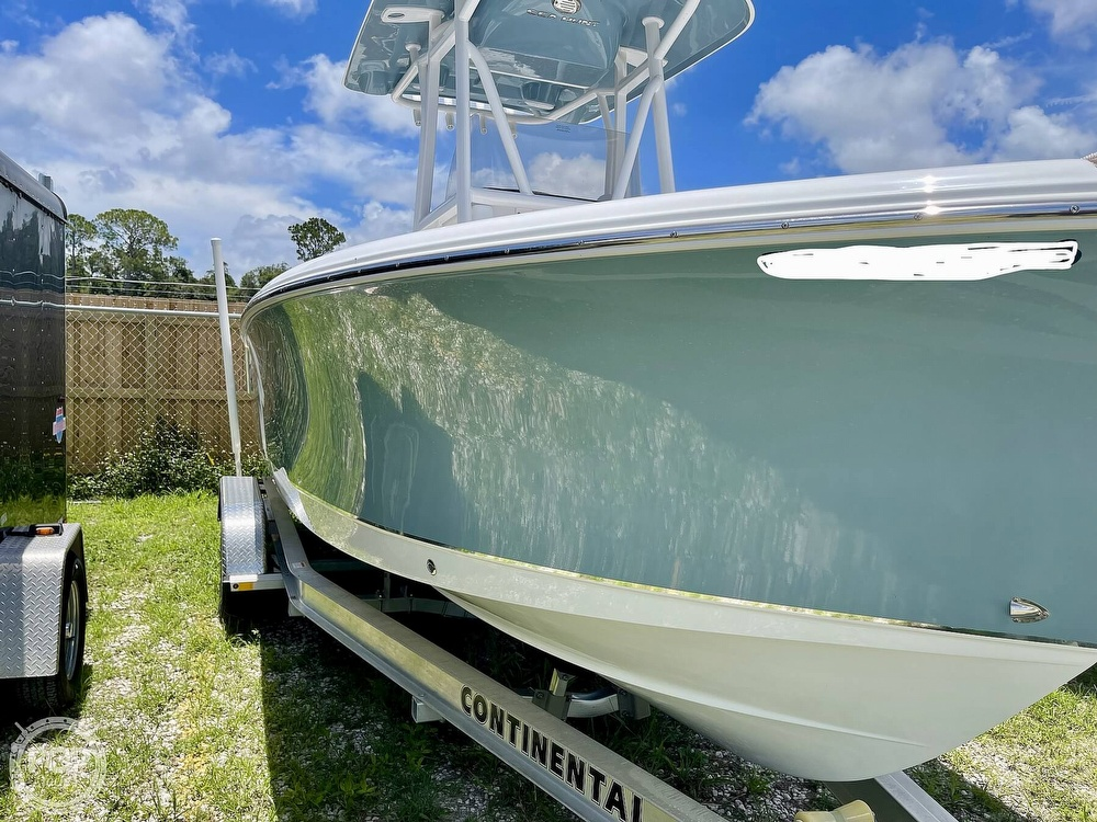 2021 Sea Hunt boat for sale, model of the boat is Ultra 234 & Image # 4 of 40