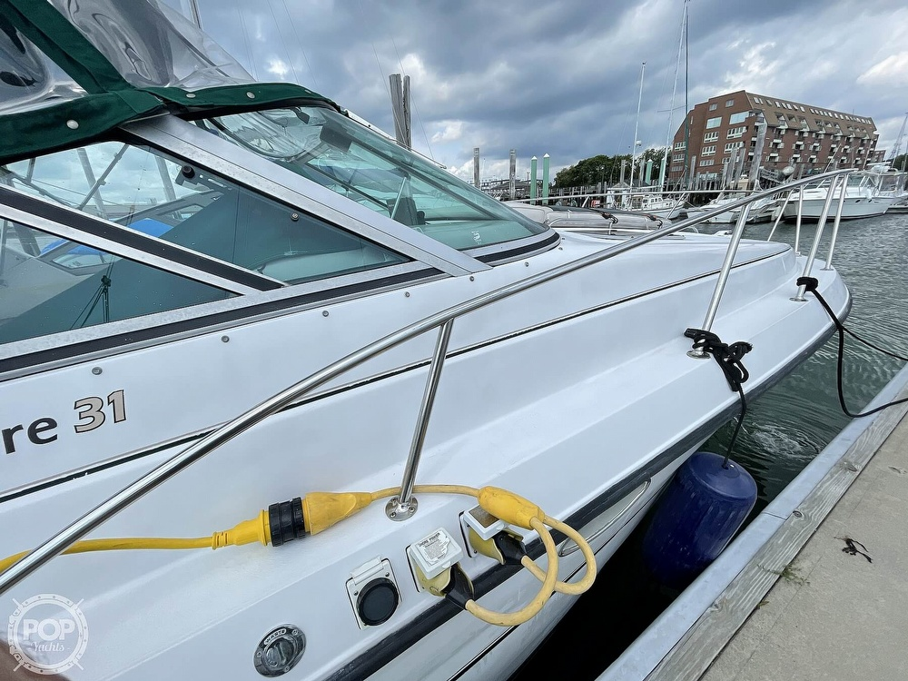 1996 Chaparral boat for sale, model of the boat is 31 Signature & Image # 15 of 40