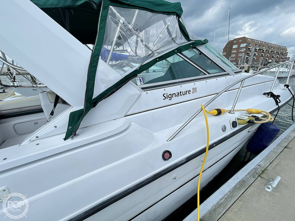 1996 Chaparral boat for sale, model of the boat is 31 Signature & Image # 16 of 40