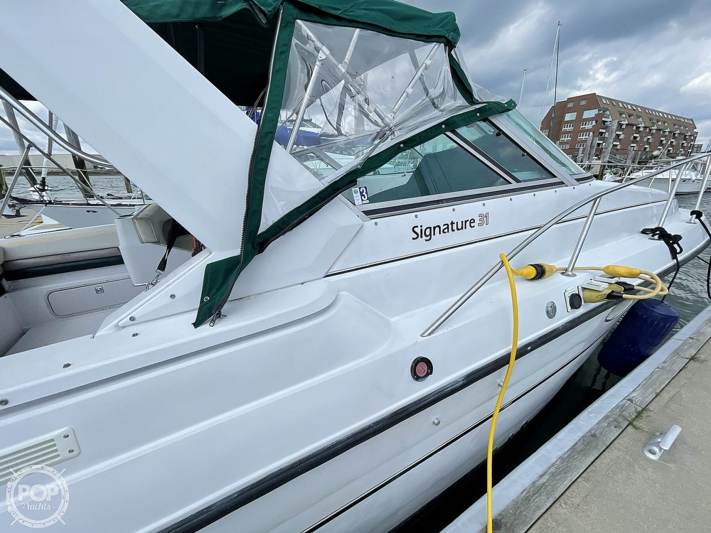 1996 Chaparral boat for sale, model of the boat is 31 Signature & Image # 17 of 40