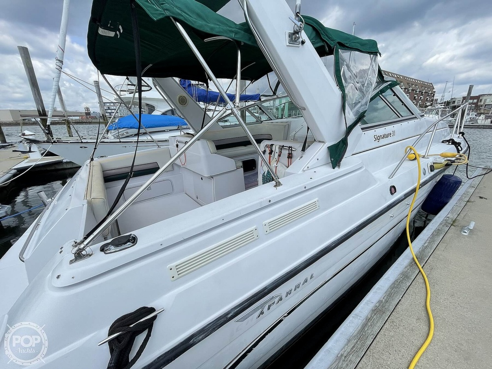 1996 Chaparral boat for sale, model of the boat is 31 Signature & Image # 2 of 40