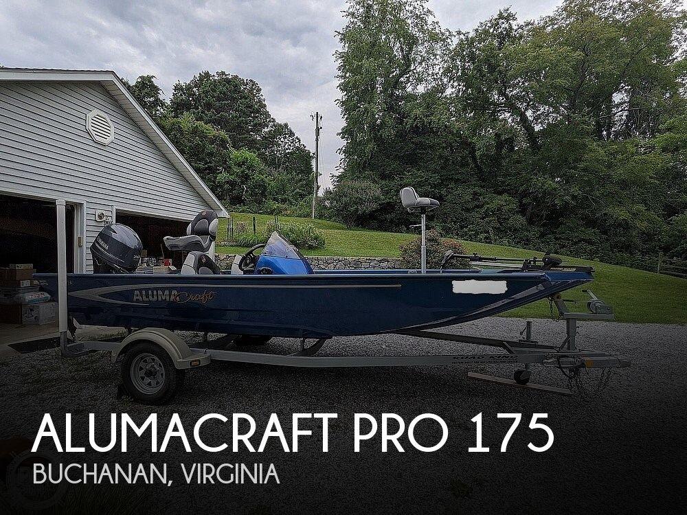 2019 ALUMACRAFT PRO 175 for sale