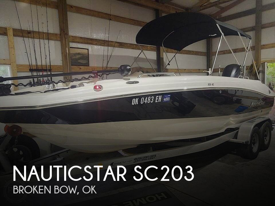 Used NauticStar Deck Boats For Sale by owner | 2017 NauticStar SC203