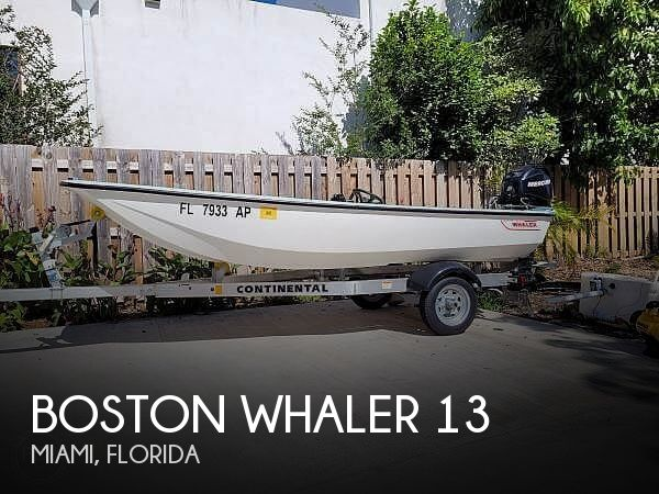 Used Boston Whaler 13 Boats For Sale by owner | 1970 Boston Whaler 13