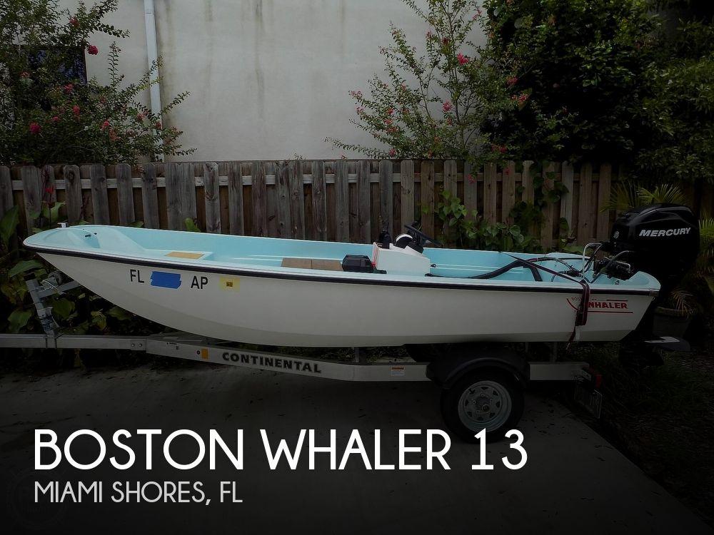 1970 BOSTON WHALER SPORT 13 for sale