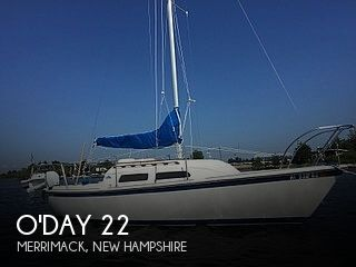 1978 O'DAY 22 for sale