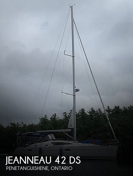 Used 42 Boats For Sale by owner   2008 Jeanneau 42 DS
