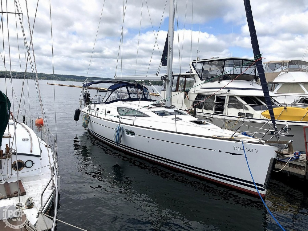 2008 Jeanneau boat for sale, model of the boat is 42 DS Sun Odyssey & Image # 2 of 40