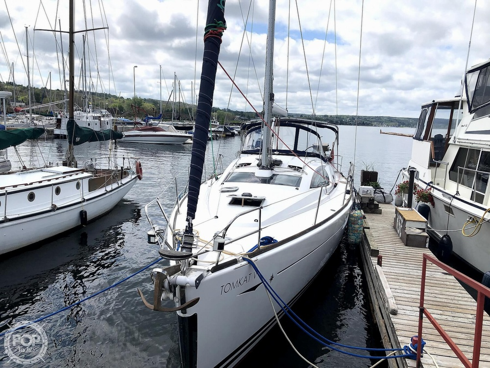 2008 Jeanneau boat for sale, model of the boat is 42 DS Sun Odyssey & Image # 3 of 40