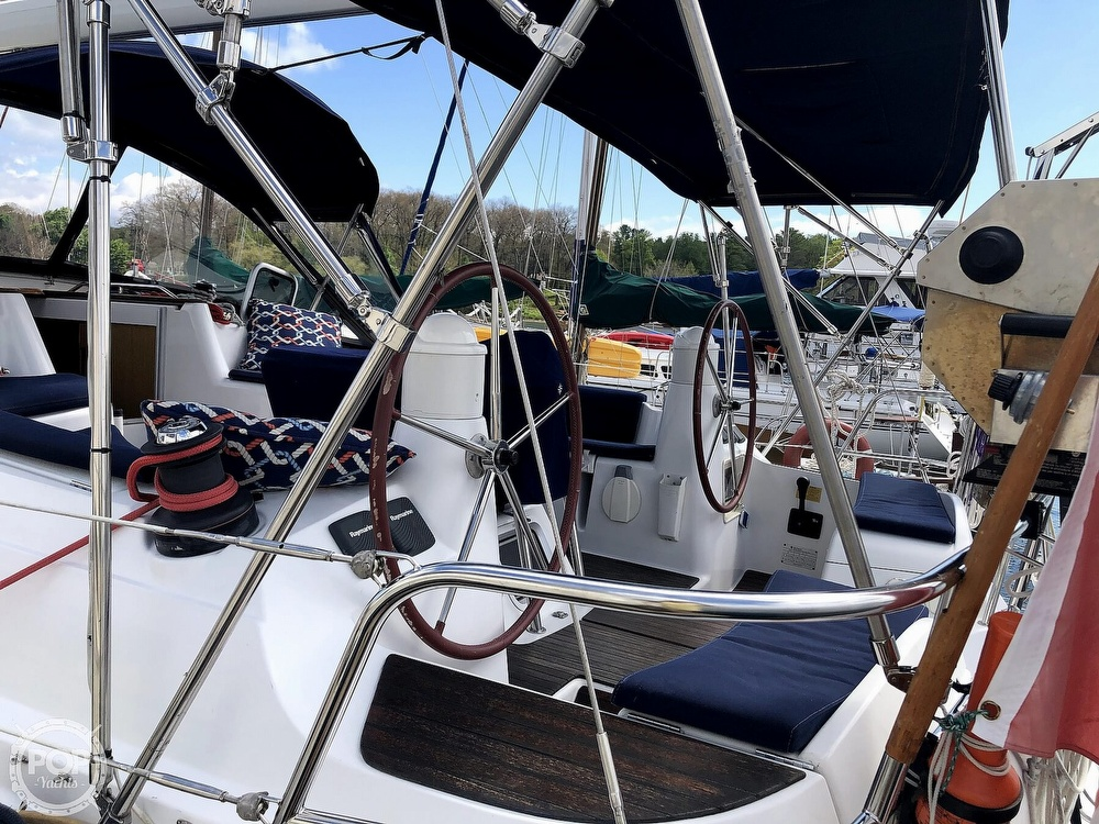 2008 Jeanneau boat for sale, model of the boat is 42 DS Sun Odyssey & Image # 4 of 40