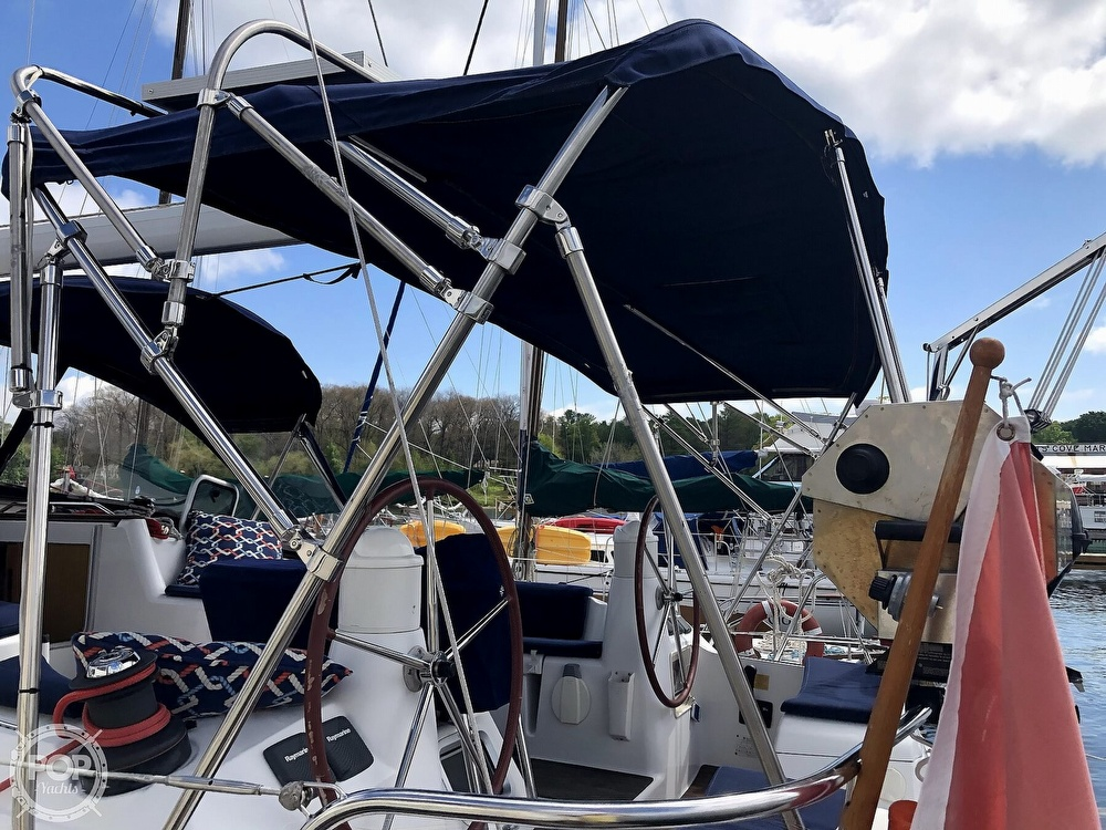 2008 Jeanneau boat for sale, model of the boat is 42 DS Sun Odyssey & Image # 10 of 40