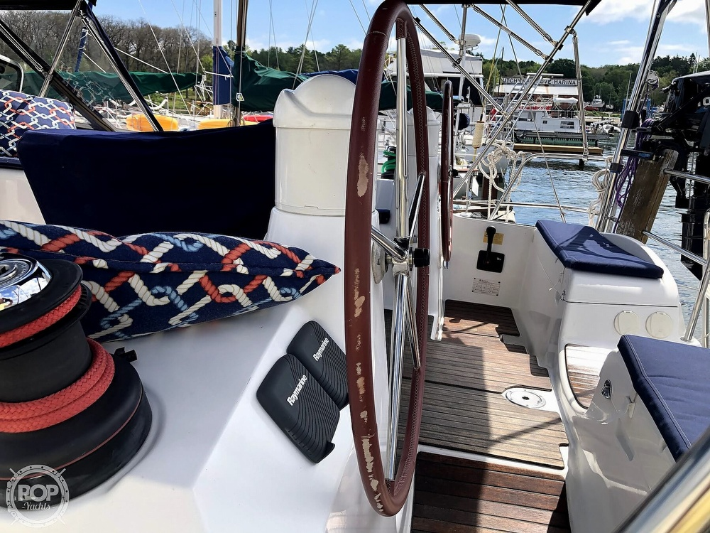 2008 Jeanneau boat for sale, model of the boat is 42 DS Sun Odyssey & Image # 15 of 40