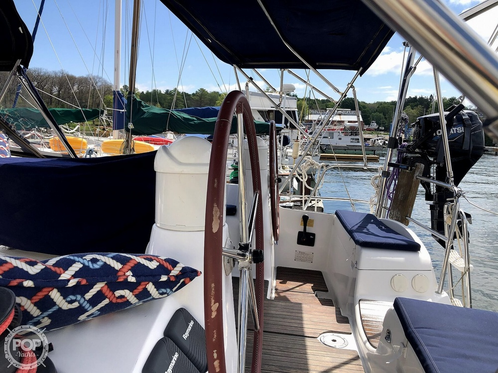 2008 Jeanneau boat for sale, model of the boat is 42 DS Sun Odyssey & Image # 16 of 40