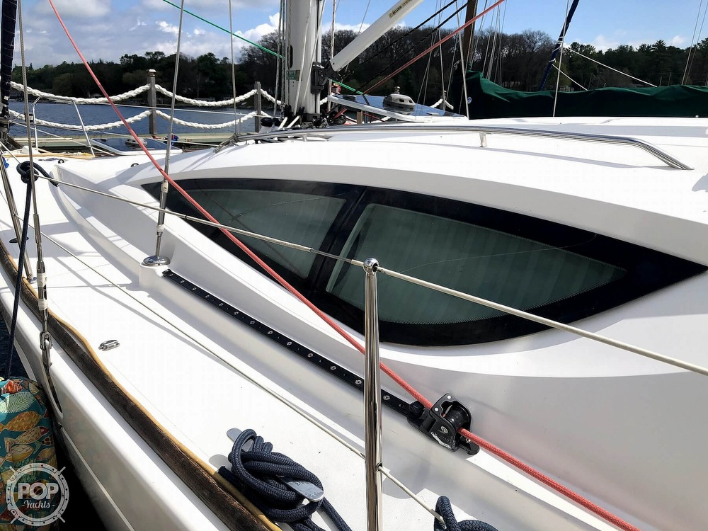 2008 Jeanneau boat for sale, model of the boat is 42 DS Sun Odyssey & Image # 22 of 40